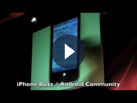 Gmail HTML5 mobile: una demo che fa venire l'acquolina