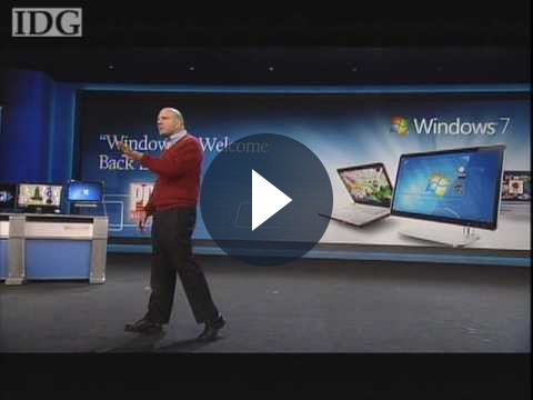 Microsoft: Steve Ballmer al Ces parla di nuova era