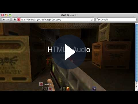 Quake II per HTML 5 dice addio a Flash Player