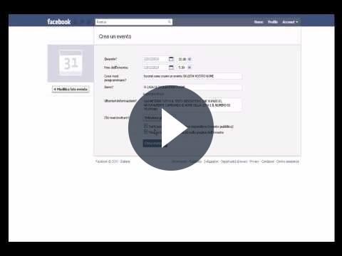 Un evento su Facebook per tutti gli amici? Ecco come invitarli