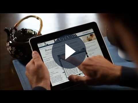 Anche il Corriere della Sera e La Stampa approdano su iPad