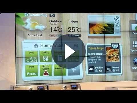 Samsung Galaxy Tab: applicazione Home Watcher