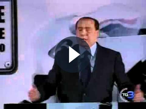 Facebook: per l'Unità meglio tutti che Silvio Berlusconi