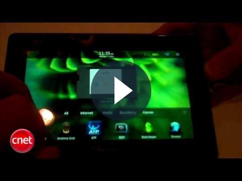 CES: Rim presenta BlackBerry PlayBook
