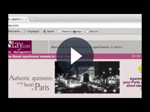 Segnalibri online: creare un archivio privato con Listango [VIDEO]