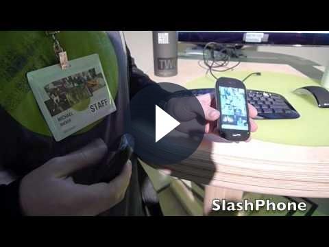 Microsoft presenta lo smartphone Kin
