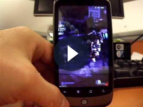 Google: arriva lo smartphone Nexus One
