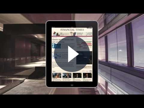 Financial Time sceglie HTML5 e aggira App Store