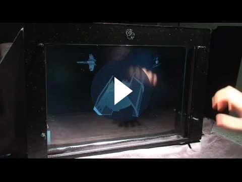 Bidi, display dotato di sensori di movimento