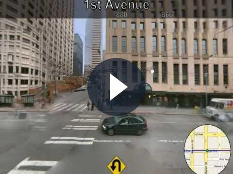 Microsoft Street Slide sfida Google Street View