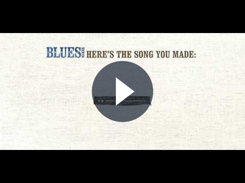 Musica on line: comporre brani blues con BluesMaker