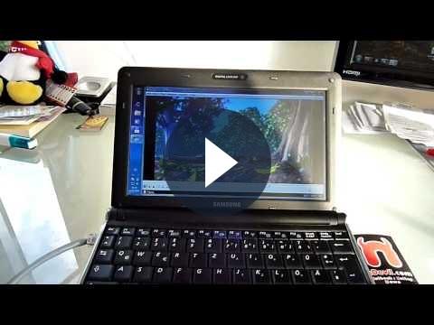 Samsung N140: netbook potente ed economico