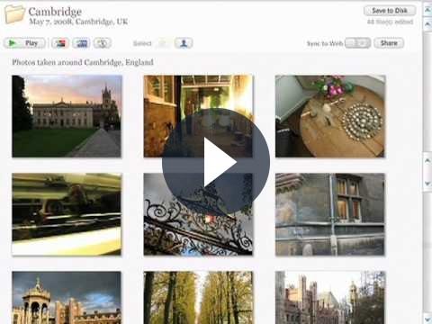 Condividere foto con Picasa su Mac e gestire gli album fotografici