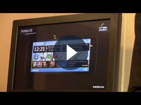 Symbian 3 e la nuova interfaccia grafica