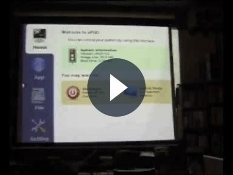 xPUD: Linux da 50 MB, che carica in 10 secondi!