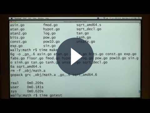 Google promuove linguaggio di programmazione