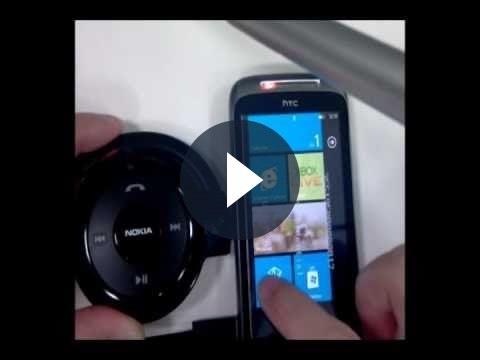 Microsoft presenta Windows Phone 7 in streaming
