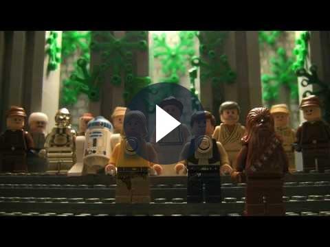 YouTube: Star Wars dal mondo Lego