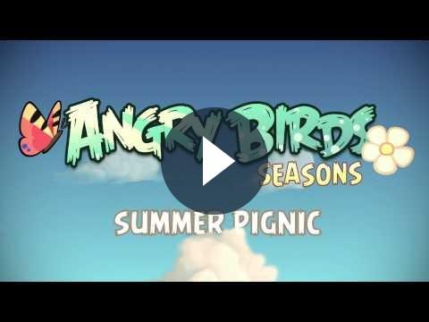 Summer Pignic é il nuovo capitolo Season di Angry Birds